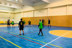 Futbolo 5x5 varžybos