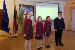 """Išvyka į šventę ,,Aš tikrai myliu Lietuvą"""""""