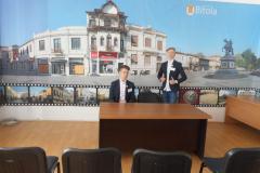 """Ketvirtasis tarptautinis projekto """"Practice Makes Perfect"""" susitikimas Makedonijoje"""