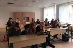 Mokyklos mokinių tarybos veikla