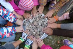 Pailgintos dienos grupės veikla rudenį