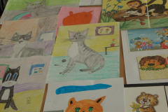 """Paroda """"Katės ir kačiukai"""""""