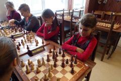 Prie šachmatų lentų